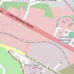 Cobb 19 : Scribble Maps